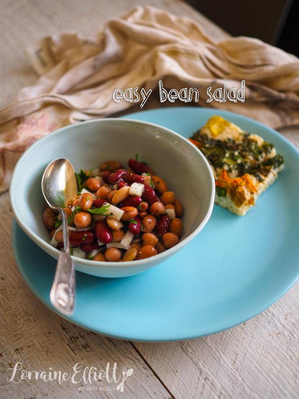 Bean Salad Recipe