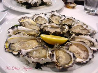 Becasse Sydney- Natural Oysters