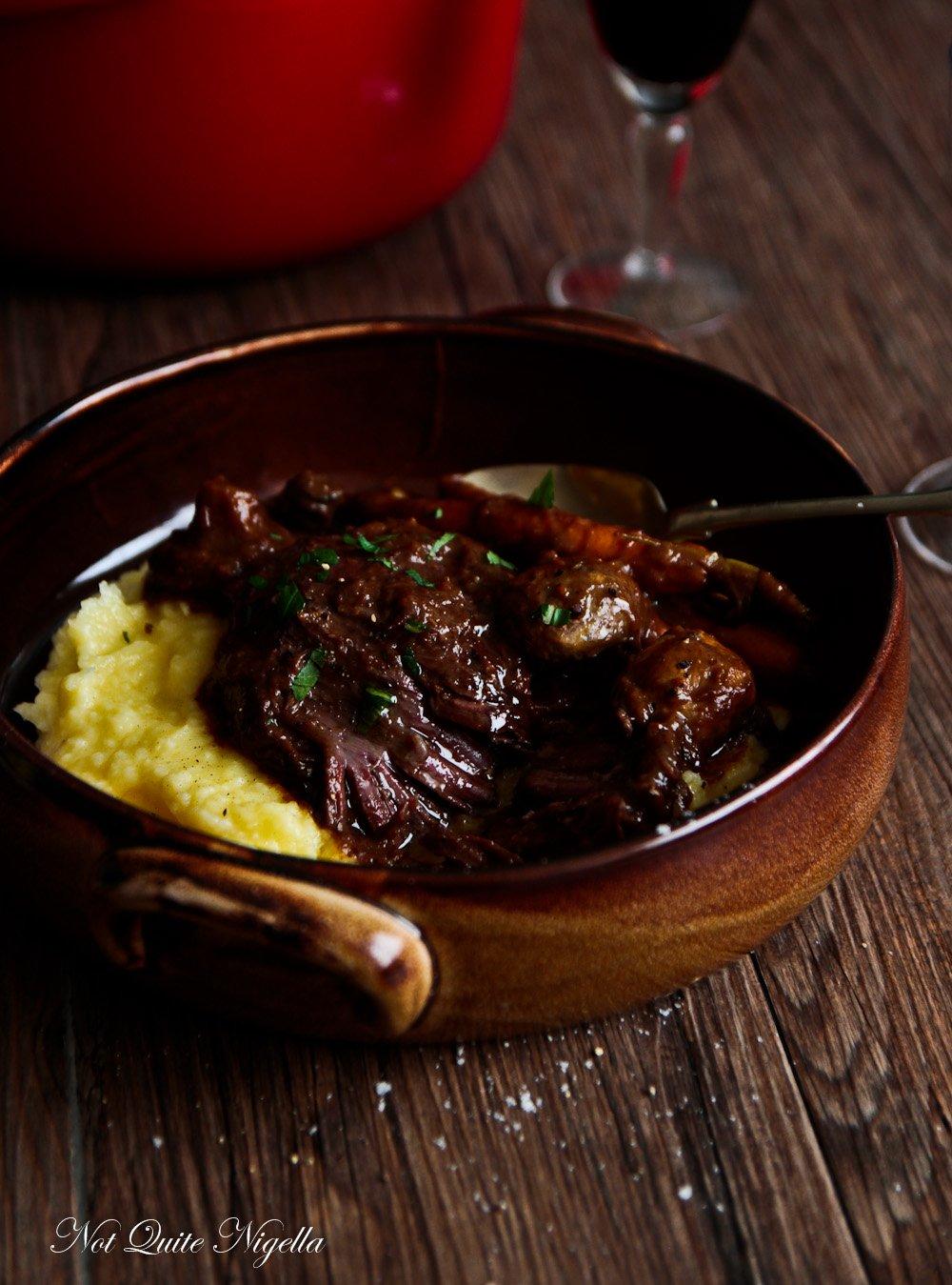 Beef Daube Recipe