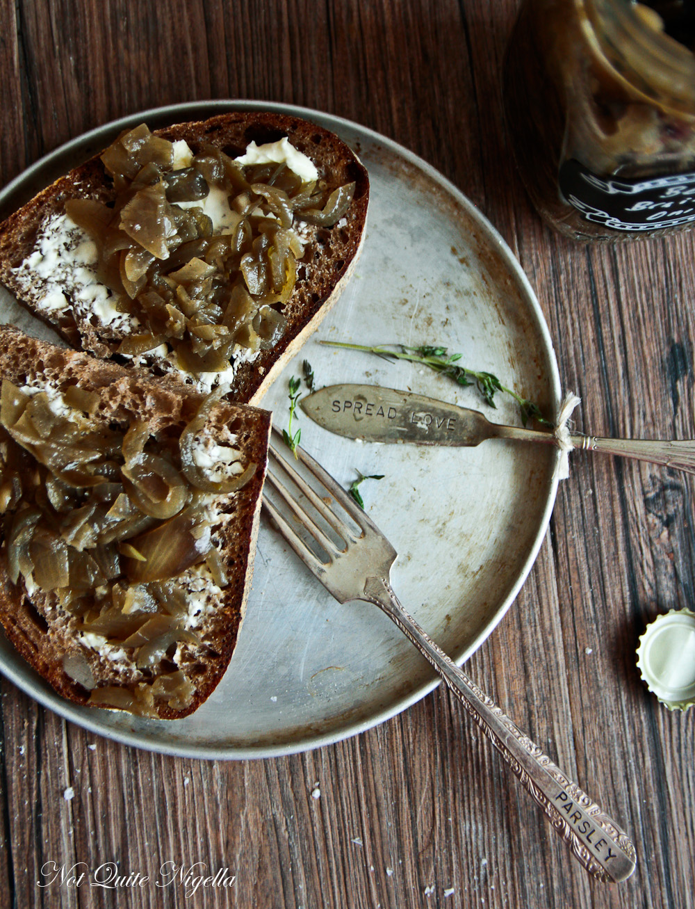 Caramelised Beer Onions