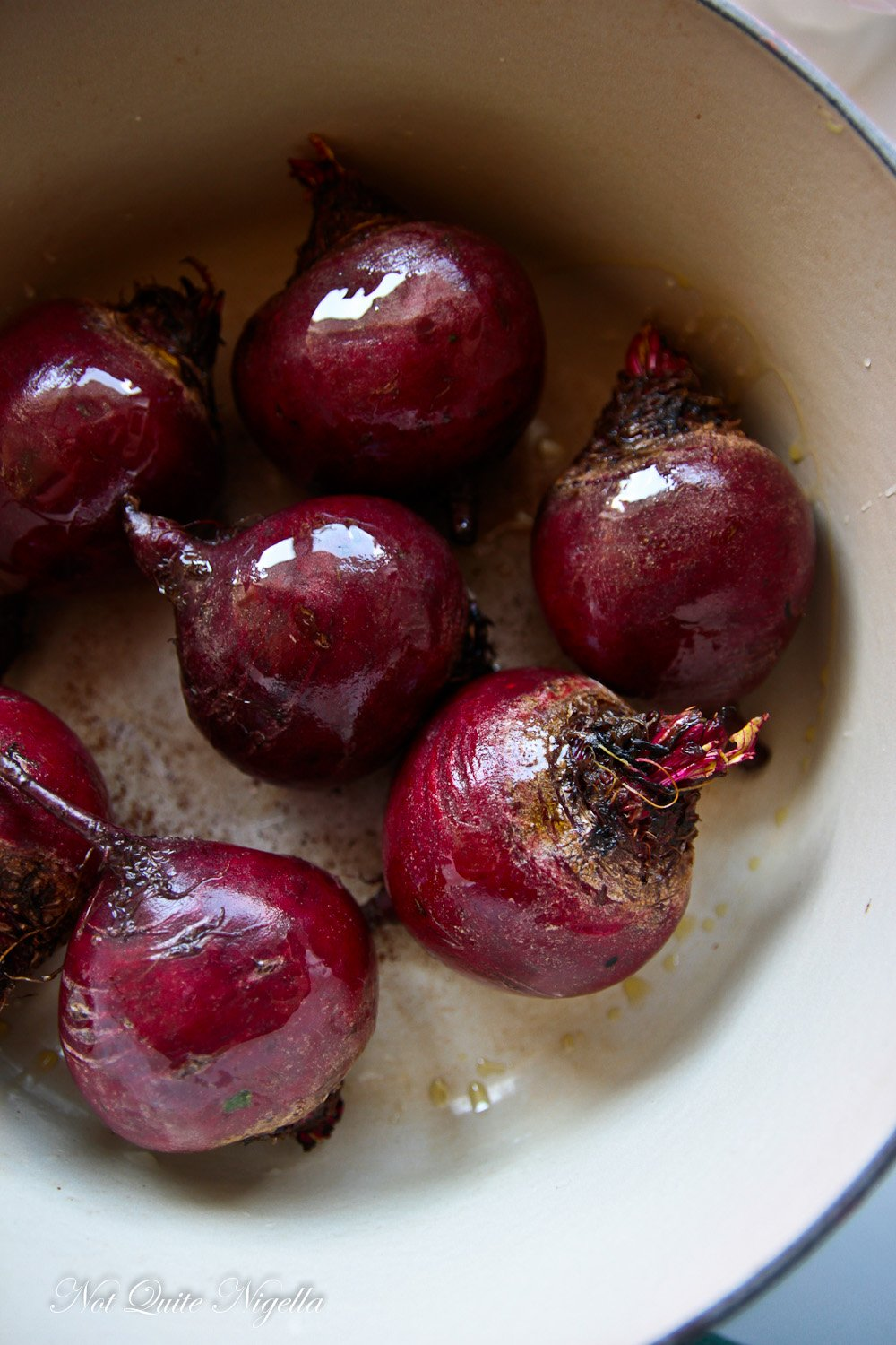 Roasted Beetroot Recipe