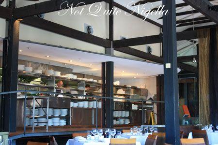 bel mondo restaurant the rocks kitchen