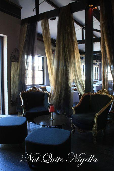 bel mondo restaurant the rocks room