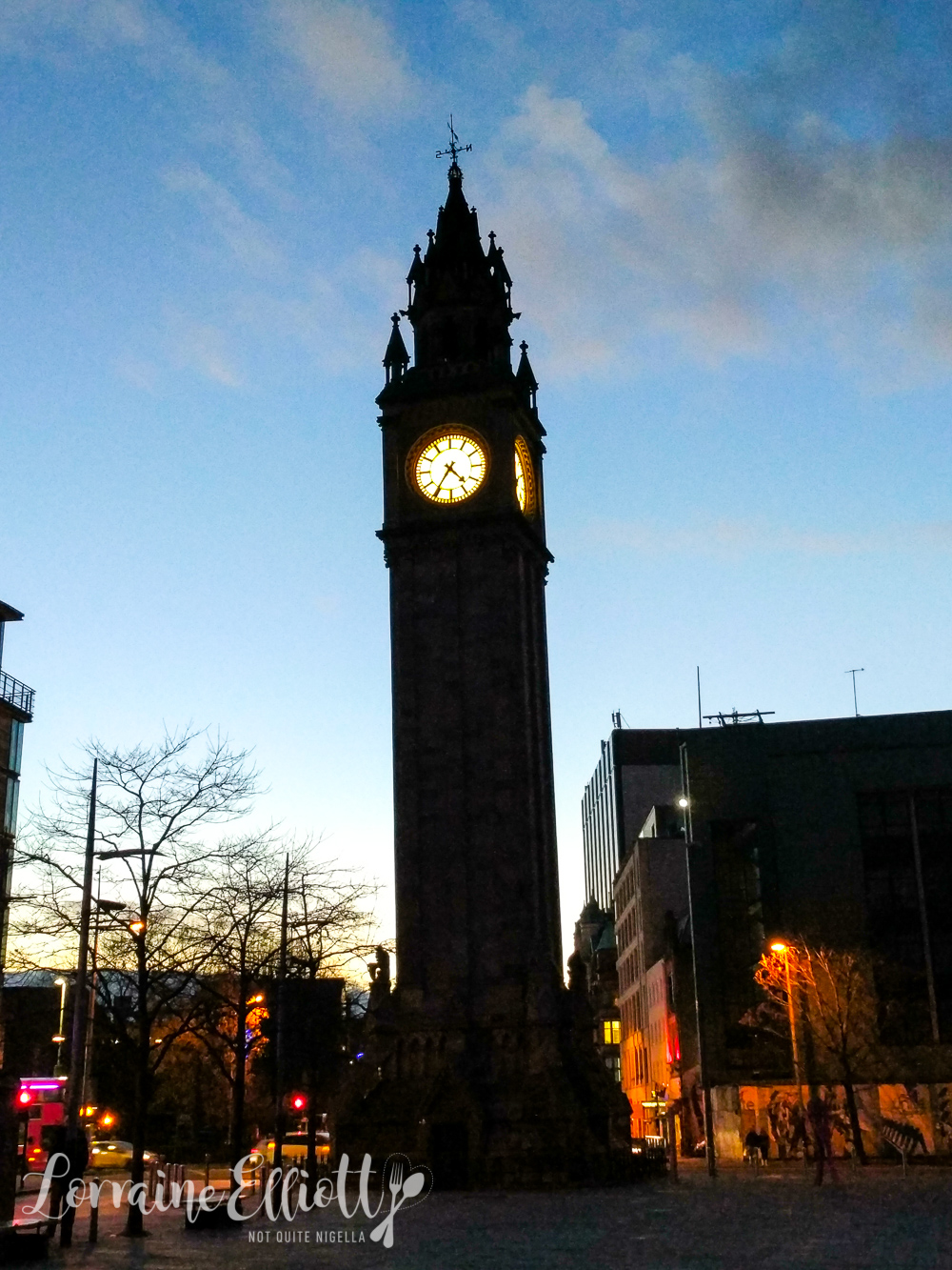 Belfast Things To Do Eat