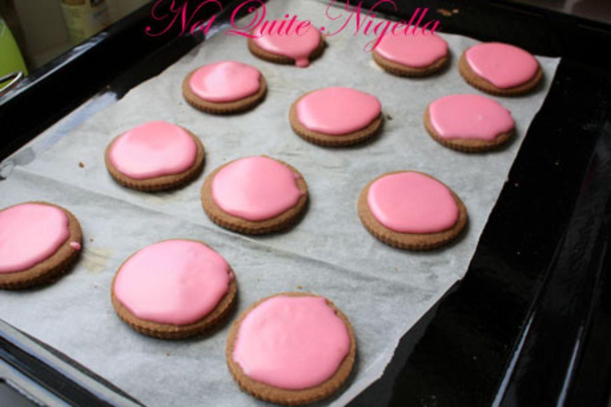 Belgium Biscuits & Fairy Godmothers @ Not Quite Nigella