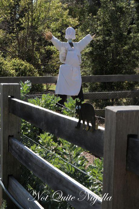 bells at killcare garden