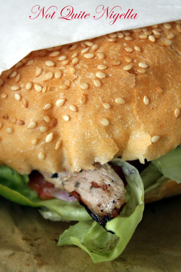 BenBry Burgers, Manly