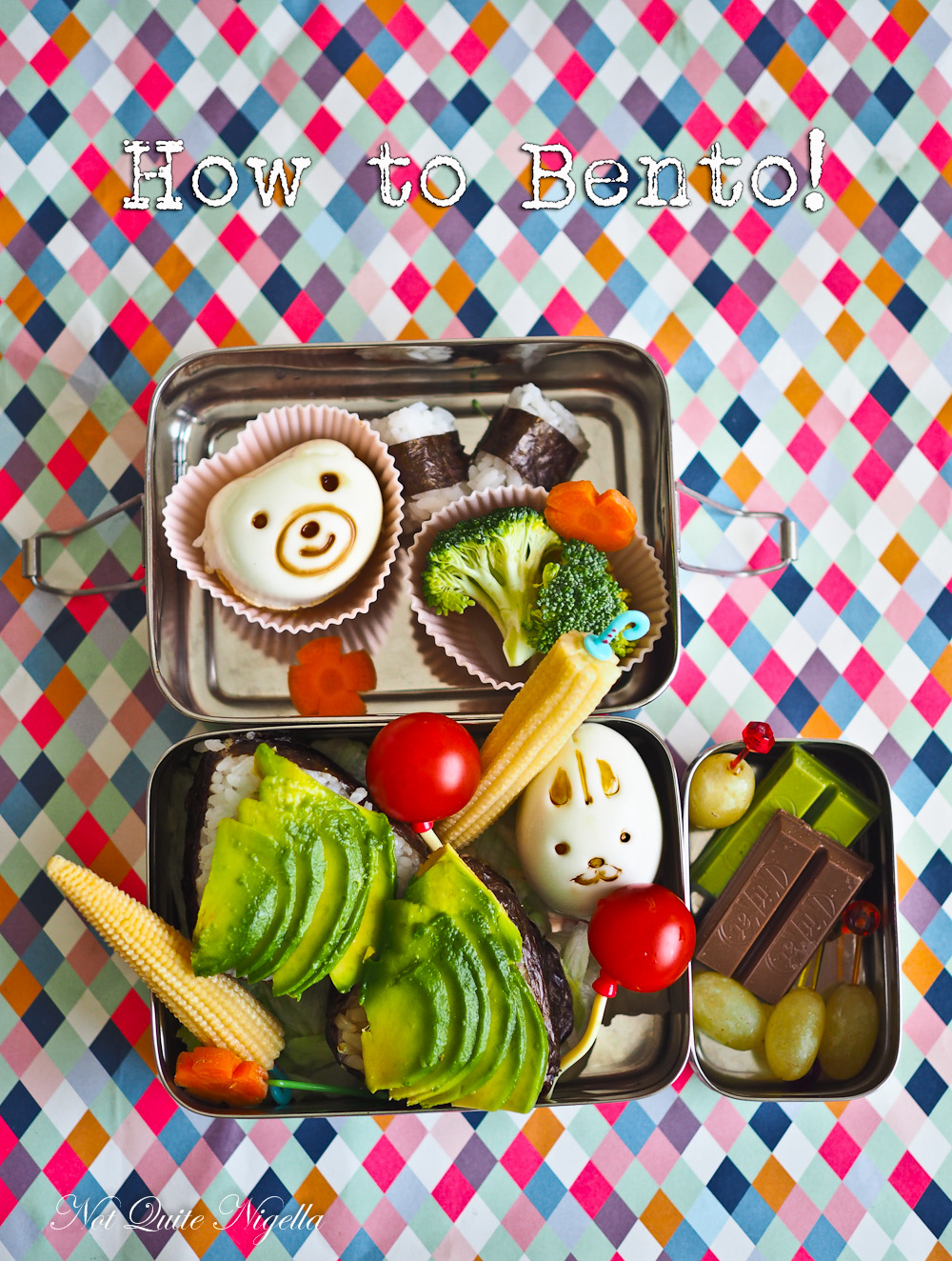 How To Make a Bento Meal