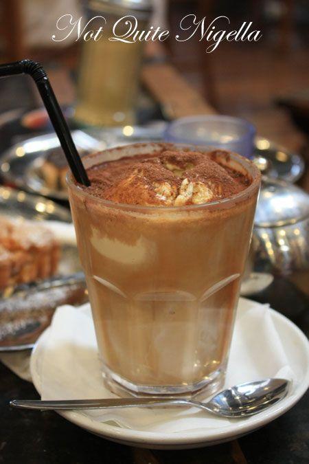 berkelouw books cafe iced coffee