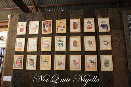berkelouw books cafe wall