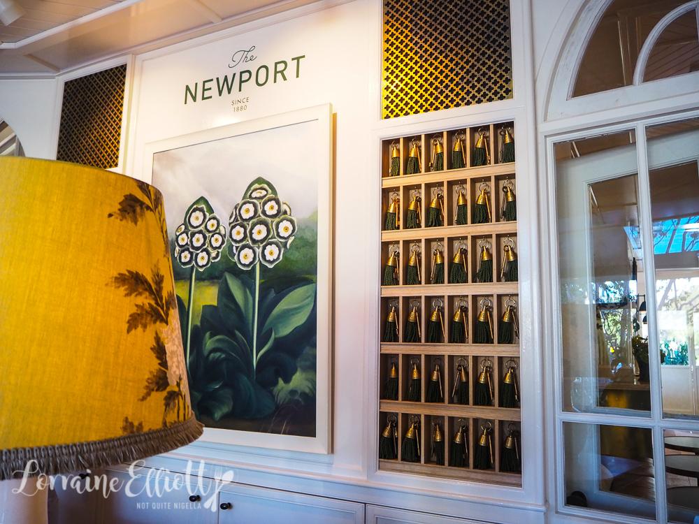 Bert's Newport