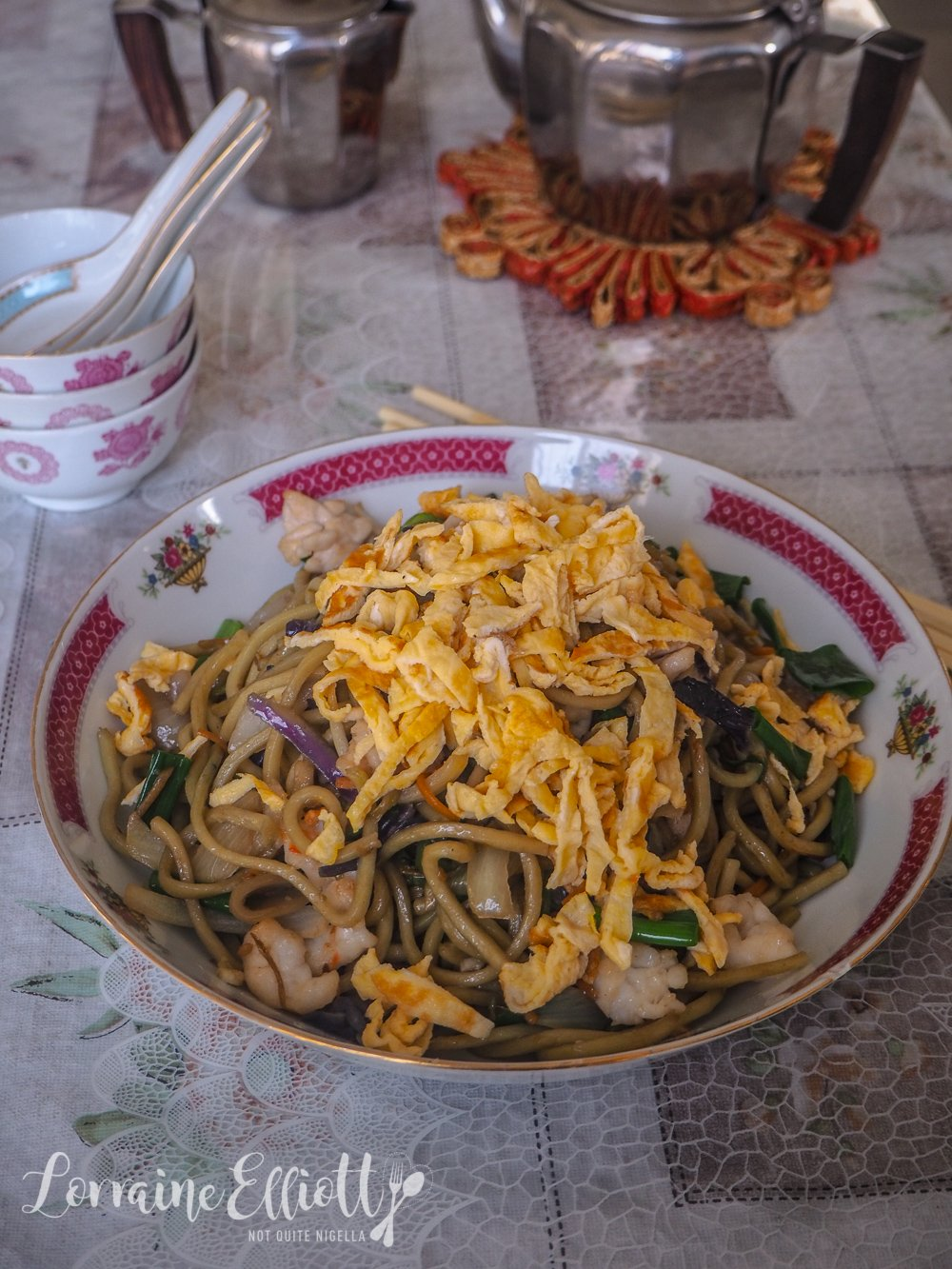 Hokkien noodles authentic best