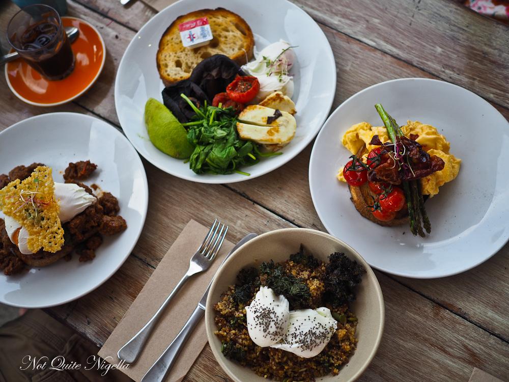 Bondi Beach Best Cafes
