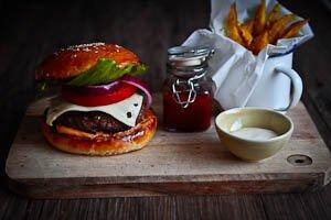 The Best Hamburger Milk Buns & Win a $100 Voucher!