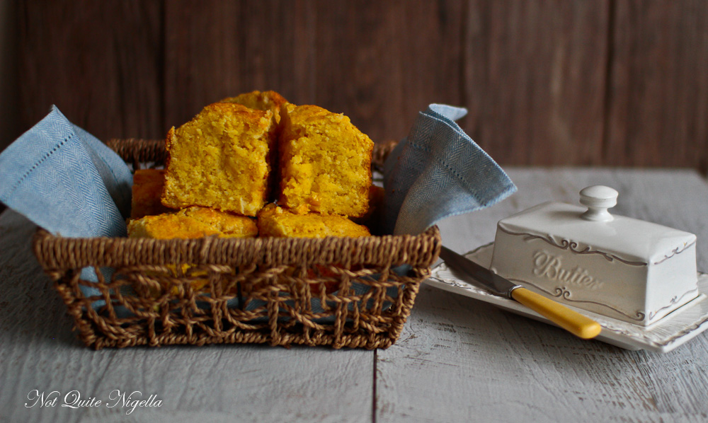 Best Cornbread Southern USA New years Day Food