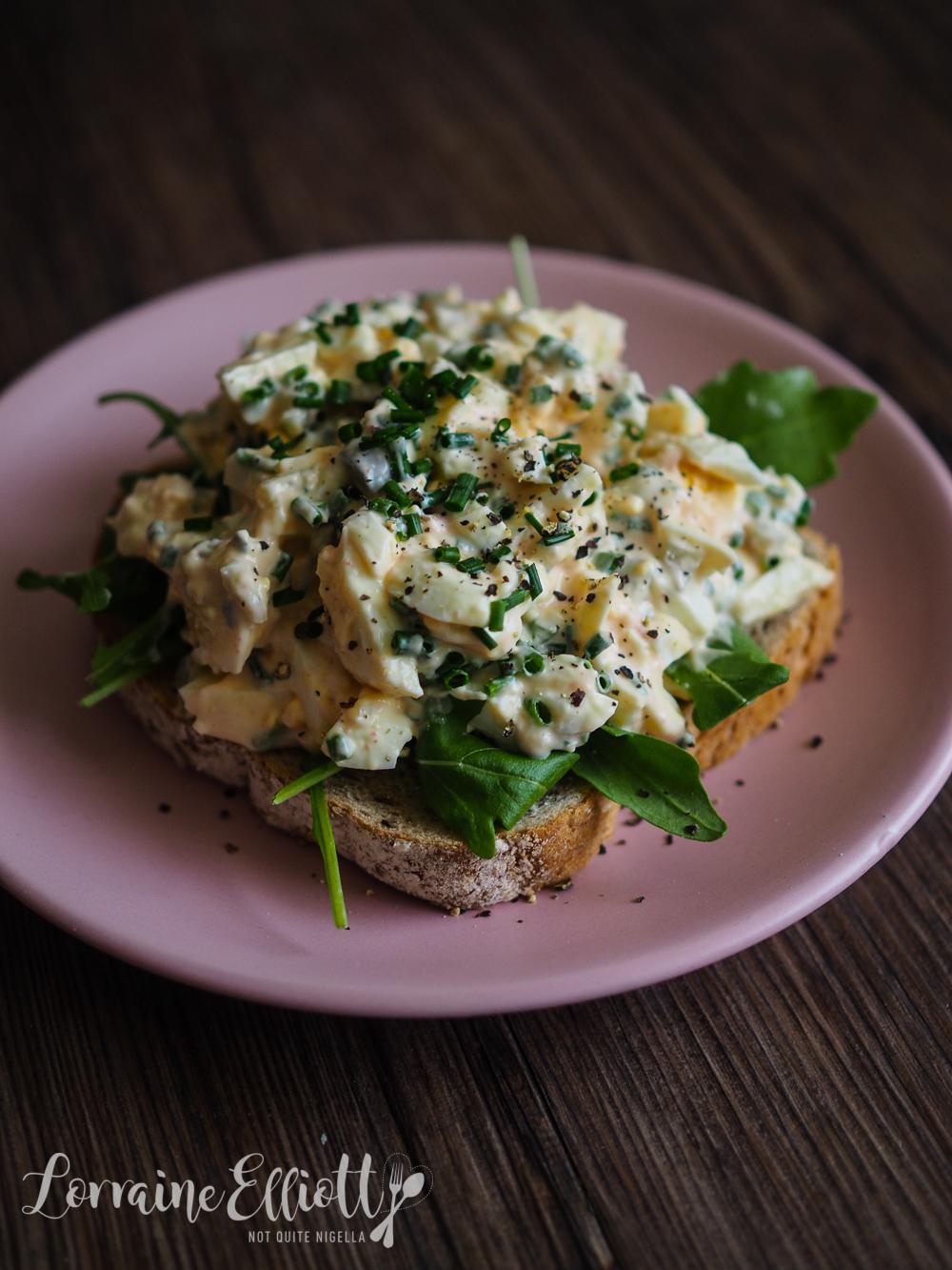 Best Egg Salad Taramasalata