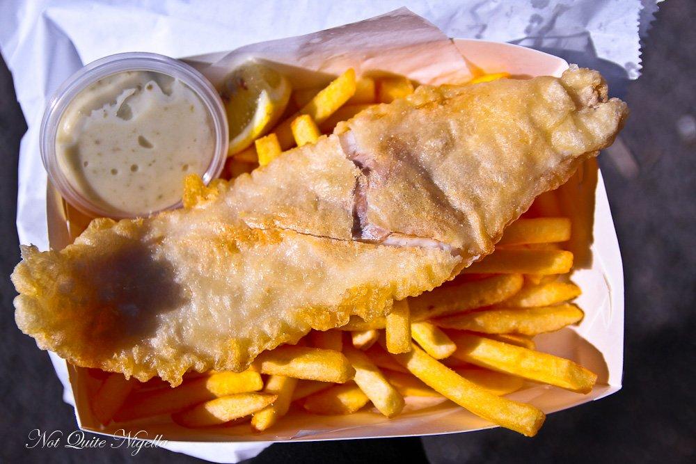 Best Fish Chips Sydney