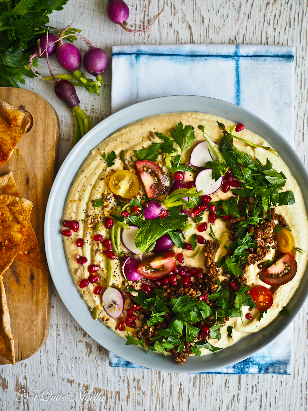 Best Healthy Hummus Recipe