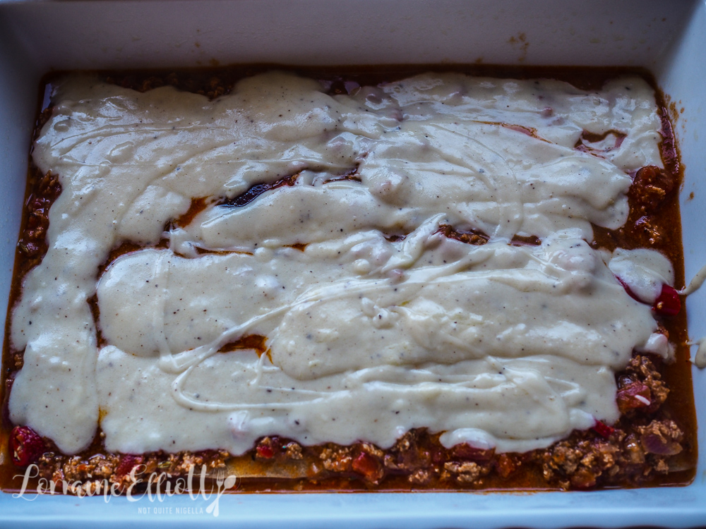 The Best Lasagne recipe
