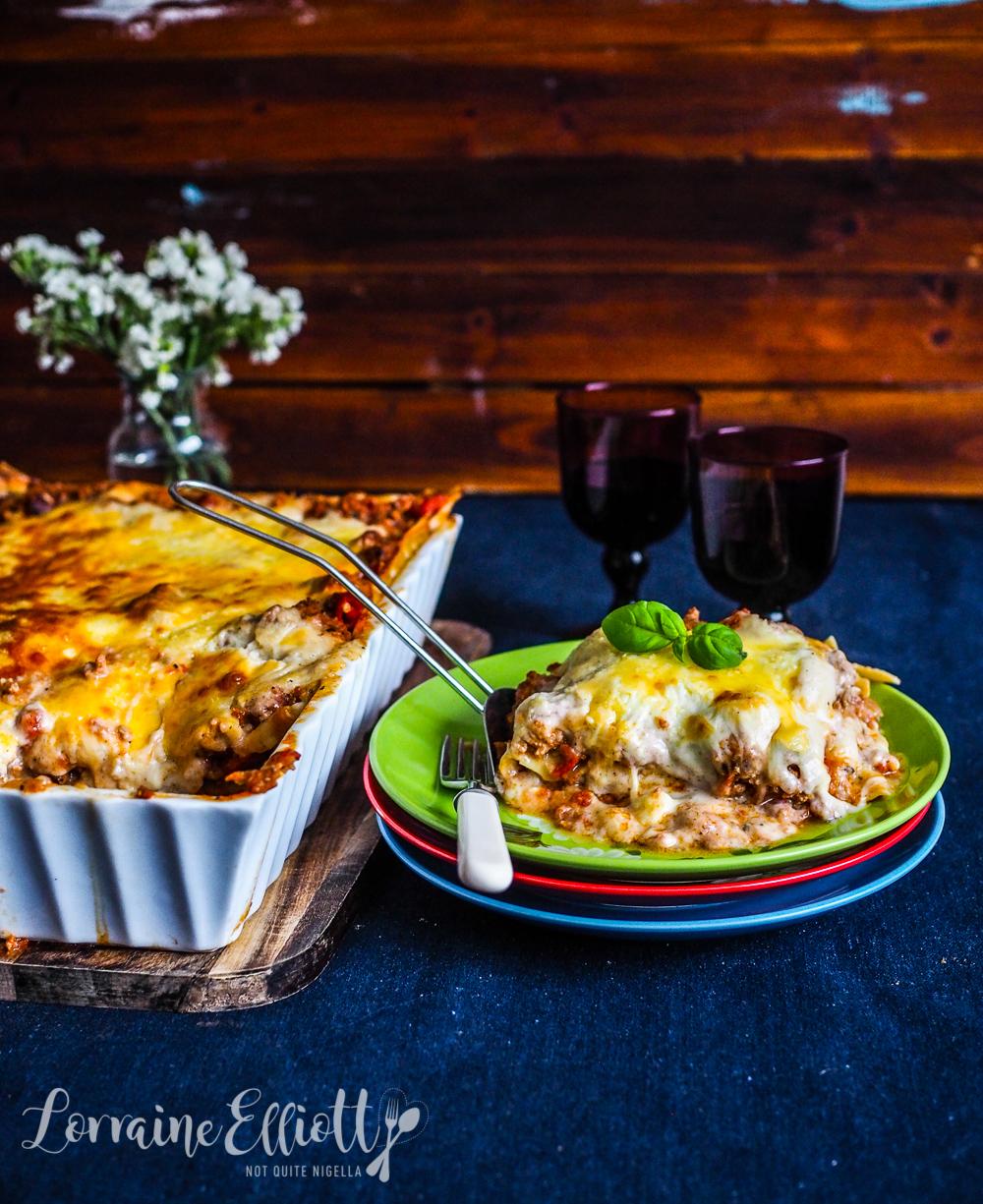 The Best Lasagne Lasagnas Not Quite Nigella