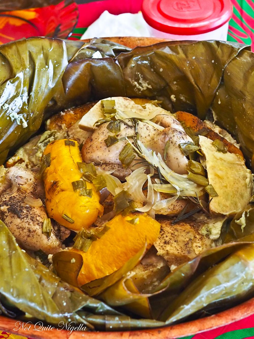 New Caledonia Food