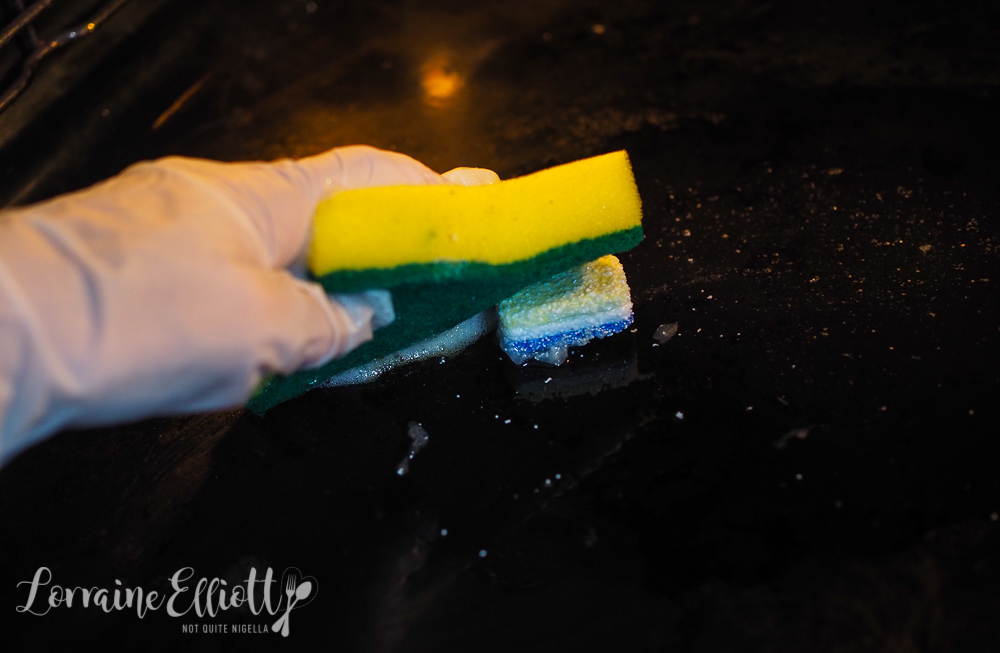 How to clean your oven safely