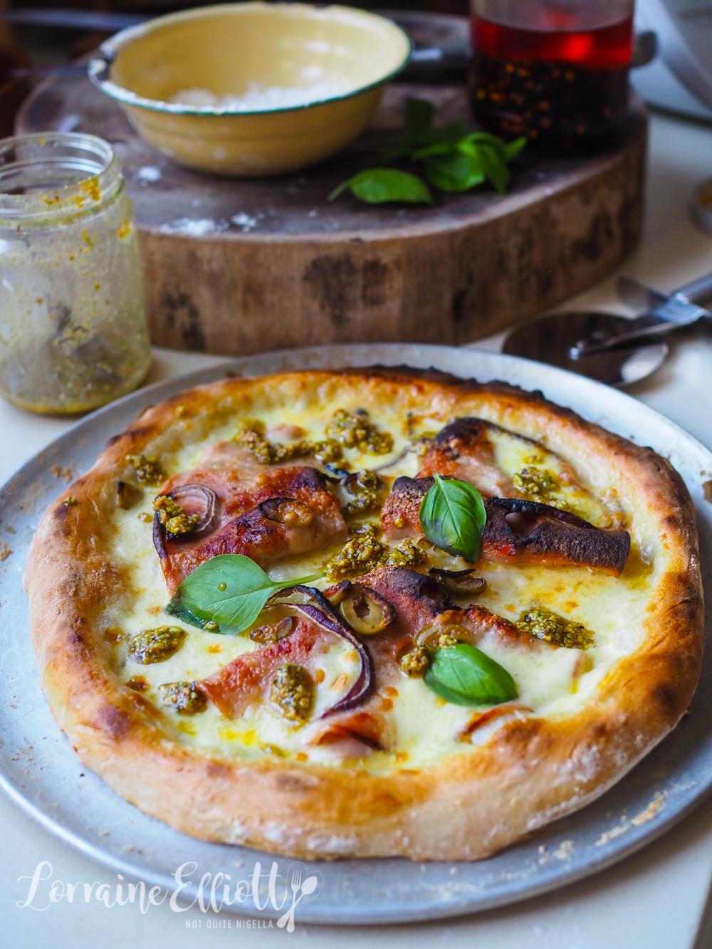 Best Ever Pizza Dough No Knead