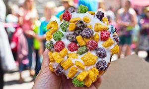 Donut Stop Me Now! Biking for Doughnuts & Hitting Peak Portland