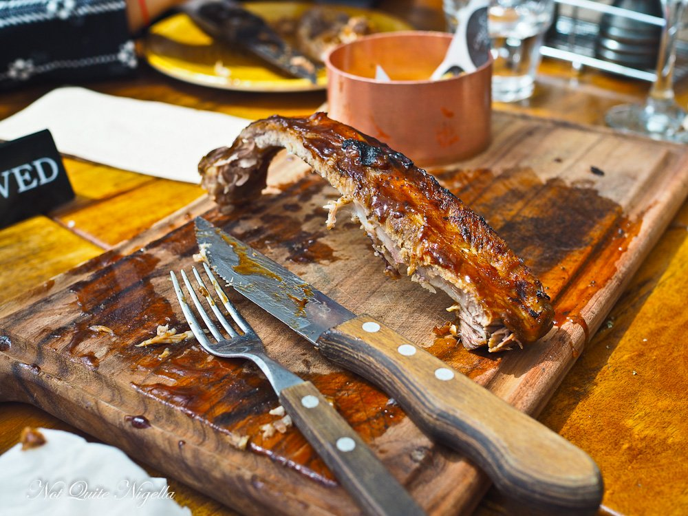 Best Ribs in Sydney