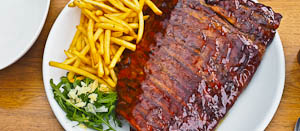 Getting Messy With It! Rib-O-Rama Or The Best Ribs in Sydney Challenge!