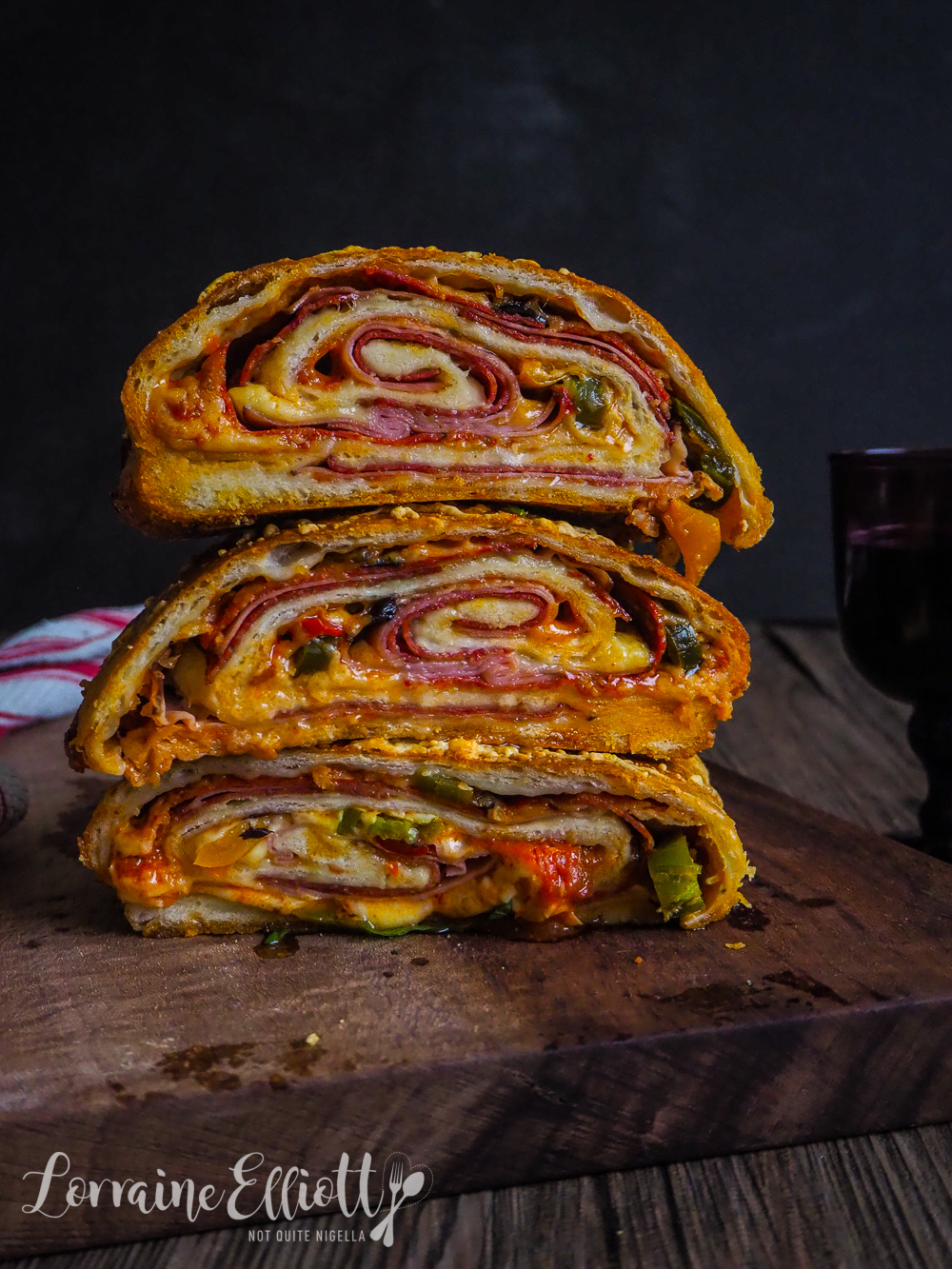 Best Stromboli Pizza recipe