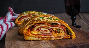 Things You Must Eat: Stromboli!