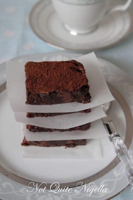 better than sex brownies