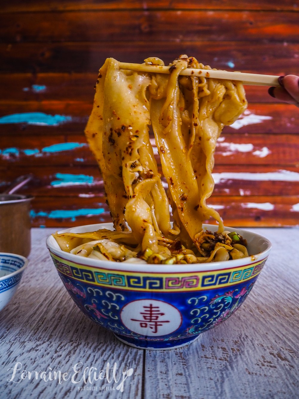 Biang Biang Noodle recipe authentic