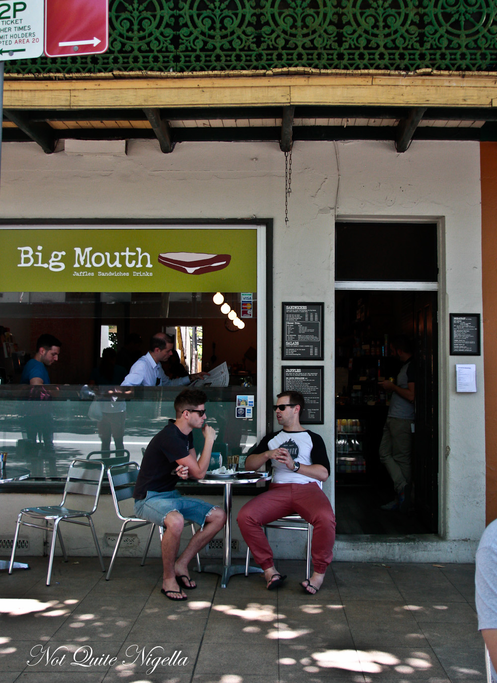 Big Mouth Pyrmont