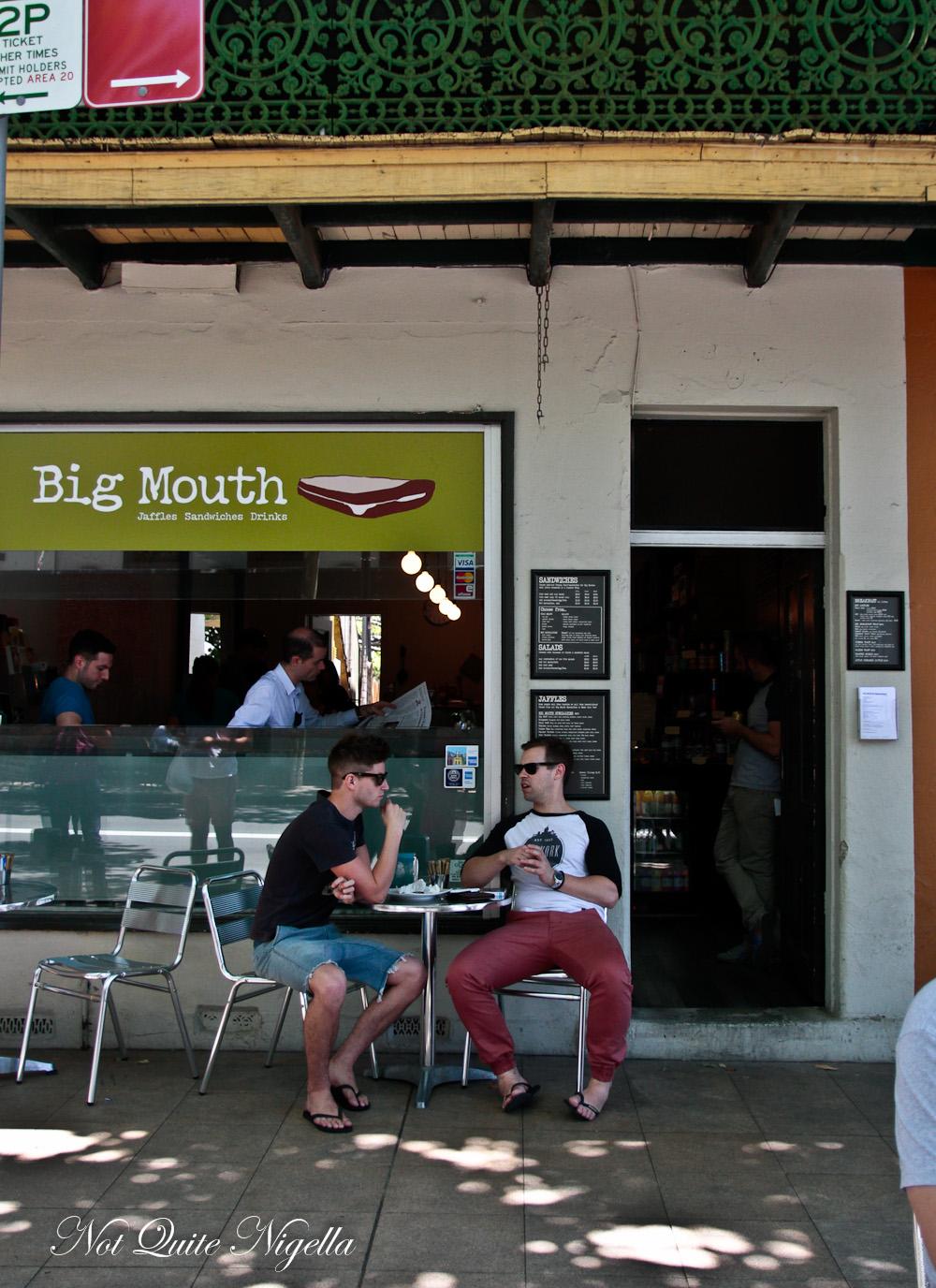 Big Mouth Pyrmont