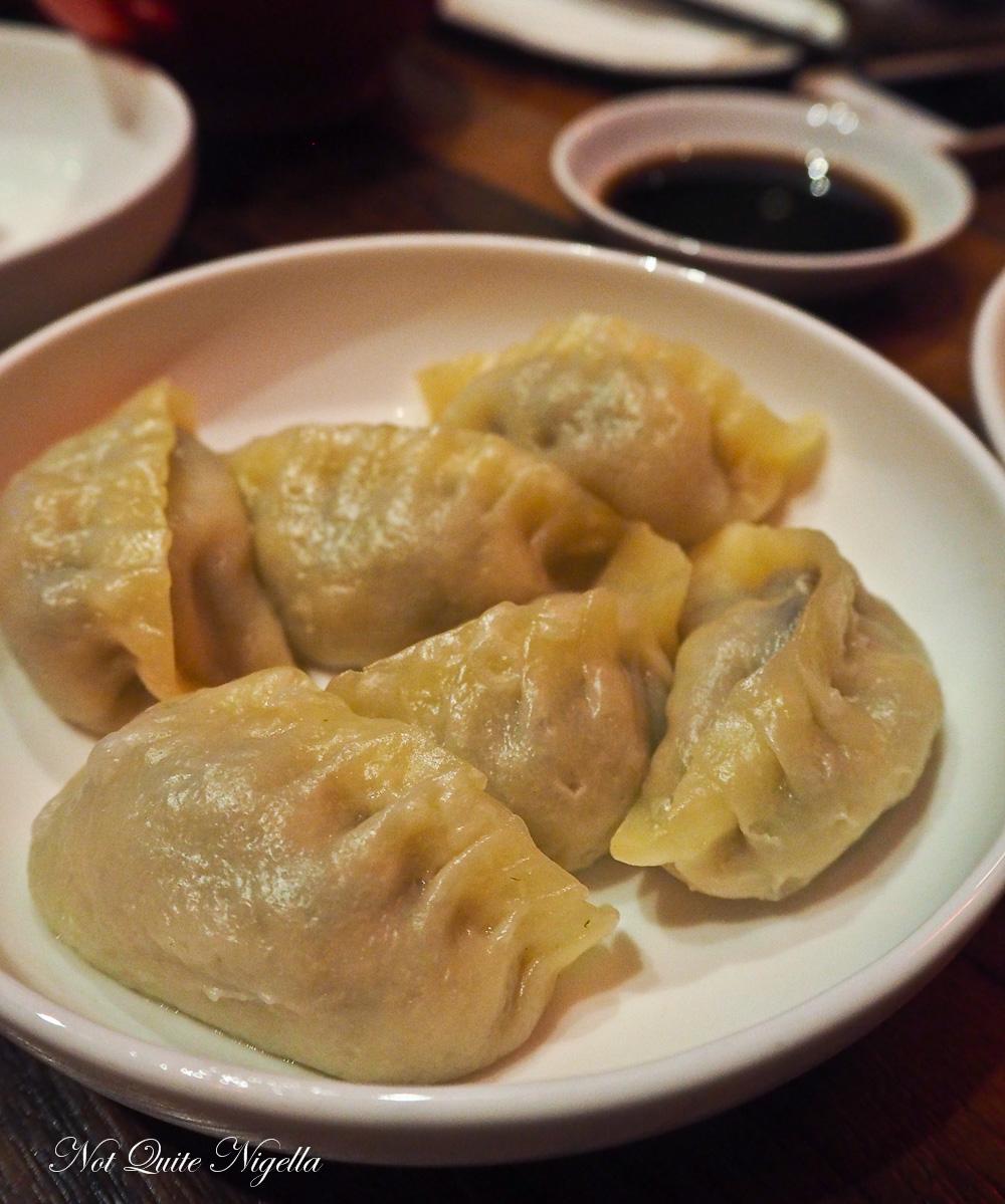 Billy's Dumplings