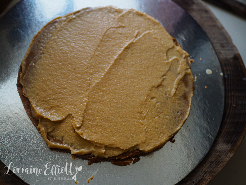 Biscoff Speculoos Cake