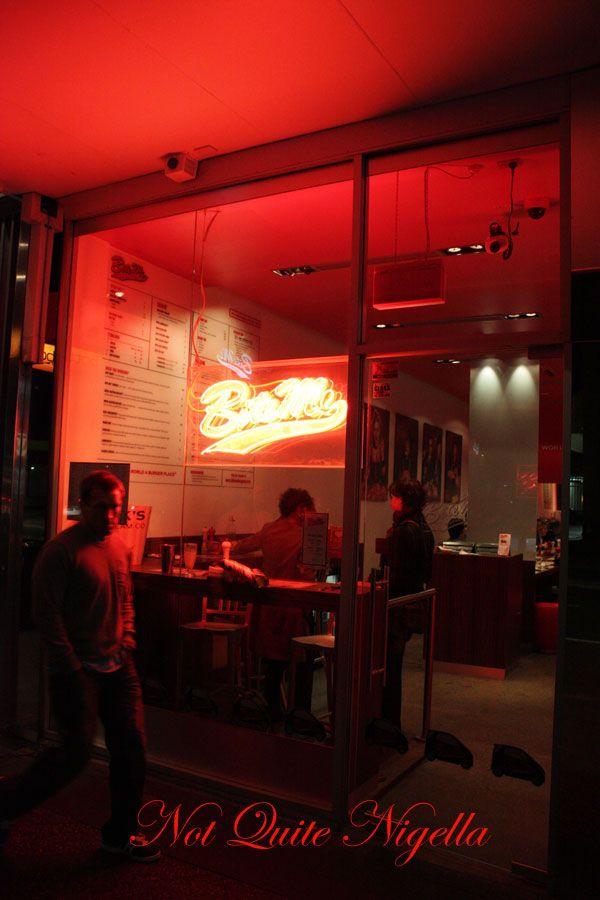 Bite Me Burger Company Paddington