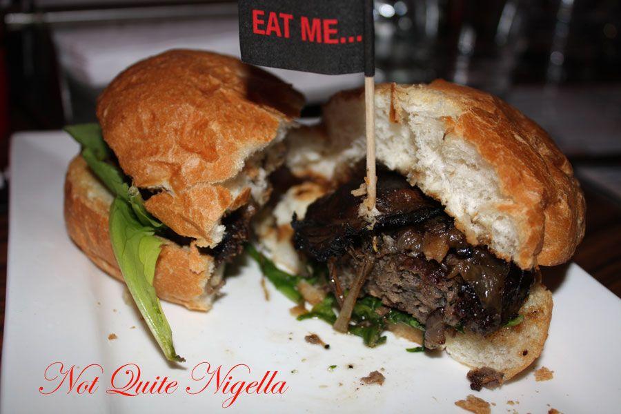 Bite Me Burger Co. at Paddington