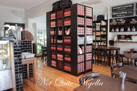bitton gourmet, alexandria, review, inside