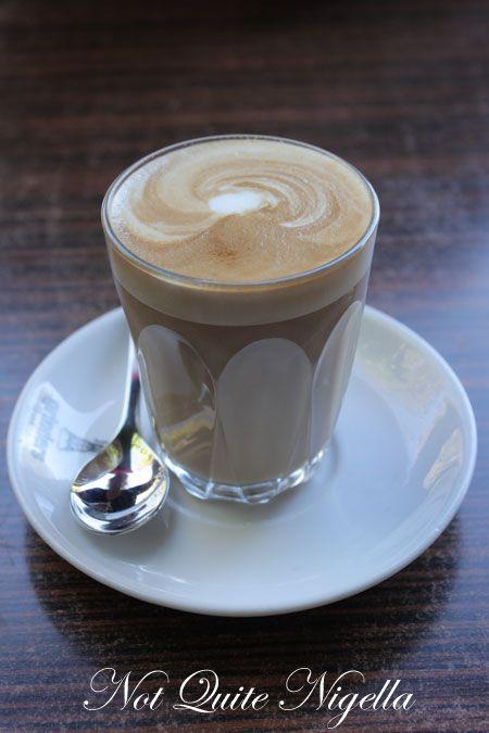 bitton gourmet, alexandria, review, latte