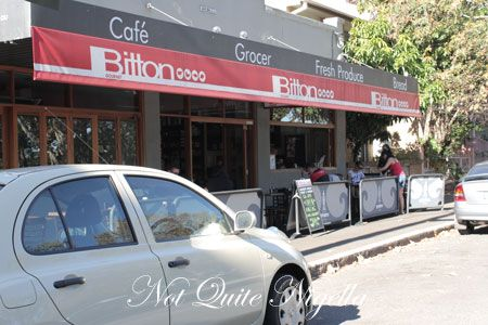 bitton gourmet, alexandria, review