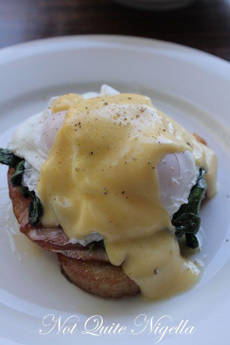 bitton gourmet, alexandria, review, poached eggs