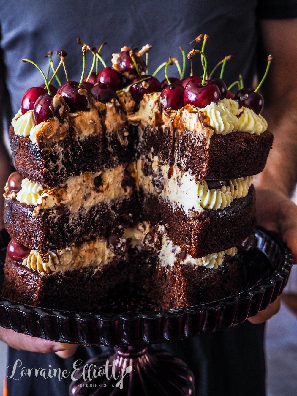 Black Forest Gateau Cake Best