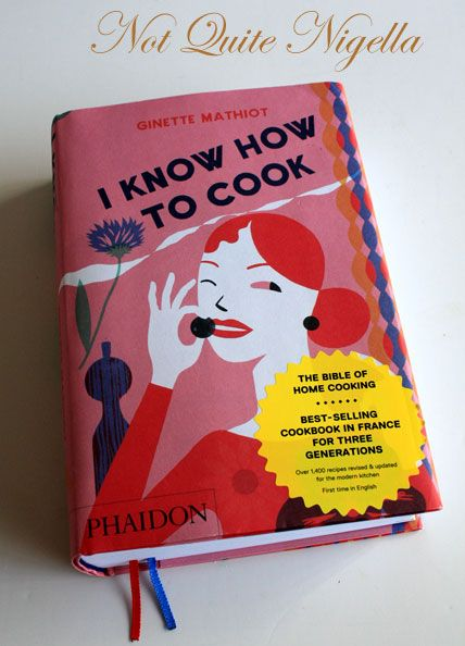 i know how to cook cover