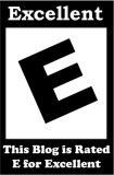 E for excellent award
