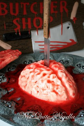 bloody brain pannacotta 1-1