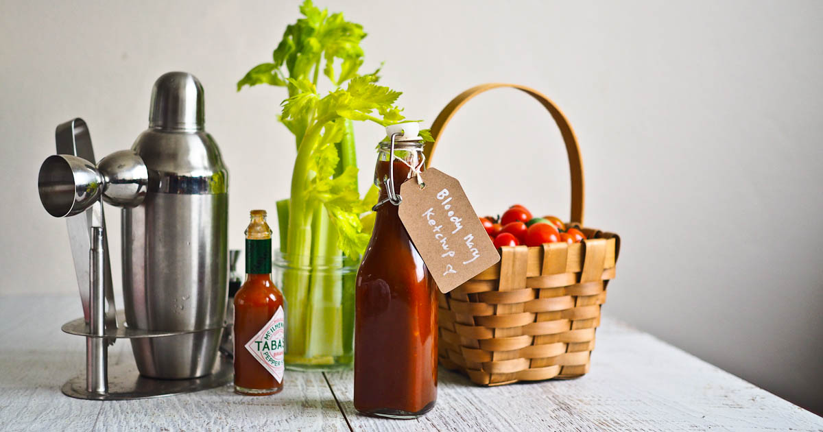 The Kitchen Bloody Mary Ketchup Recipe