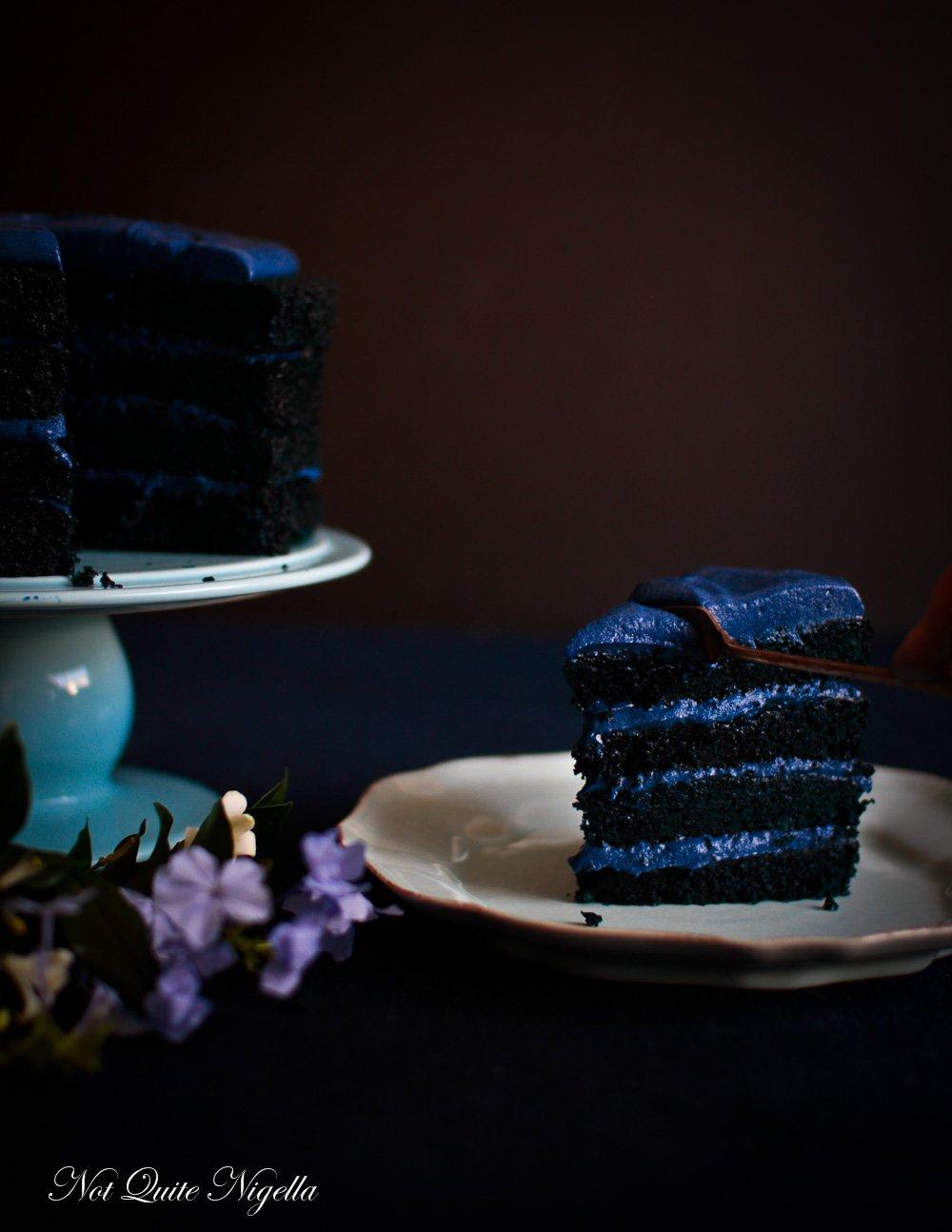Blue Velvet Cake Recipe